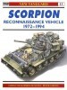 Scorpion Reconnaissance Vehicle 1972-1994 (New Vanguard 13)