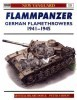 Flammpanzer German Flamethrowers 1941-1945 (New Vanguard 15)