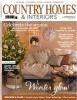 Country Homes & Interiors Magazine №01 2014