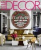 ELLE Decor №6 2014 (USA)