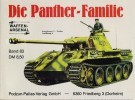 Waffen-Arsenal Band 83: Die Panther-Familie