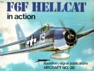 Squadron/Signal Publications 1036: F-6F Hellcat in action - Aircraft No. 36