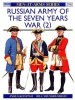 Russian Army of the Seven Years War (2) (Men-at-Arms Series 298)