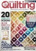 Love Patchwork & Quilting №36 2016
