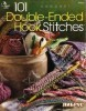 101 Double-Ended Hook Stitches: Crochet